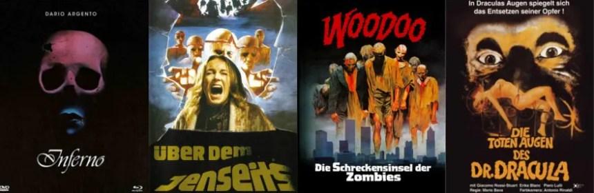 Italienische Horrorfilme