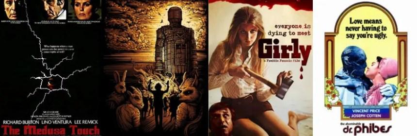 Britische Horrorfilme
