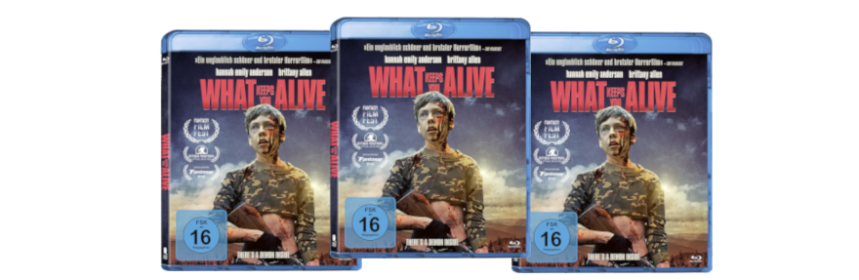 Gewinnspiel: What Keeps You Alive