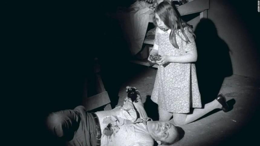 Zombies in Die Nacht der lebenden Toten