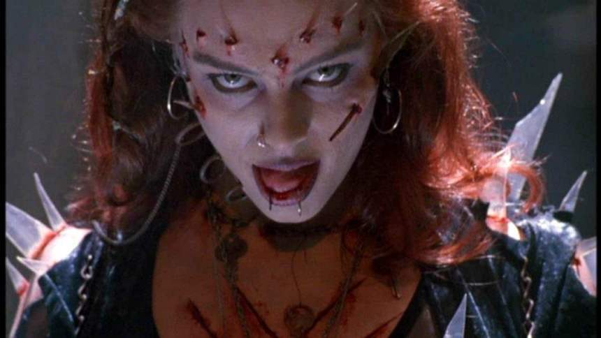 Zombies in Return of the Living Dead 3