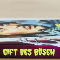 Unboxing: Gift des Bösen (1963) - Mediabook - NSM Records (2019)