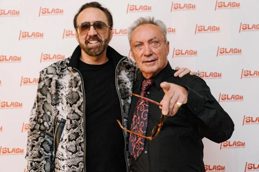 Nic Cage und Udo Kier