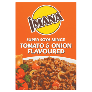 Imana Soya Tomato and Onion Flavour 100g