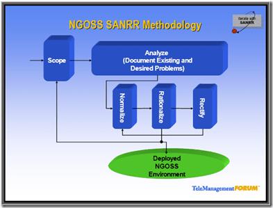 ngoss sanrr methodology