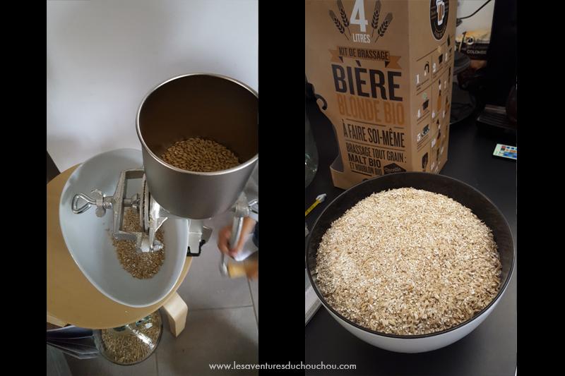 moulin a grain biere