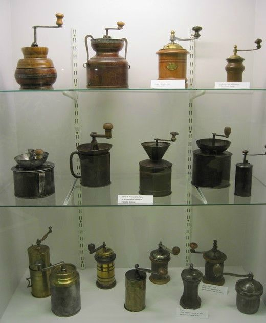 moulins a cafe louis xiv