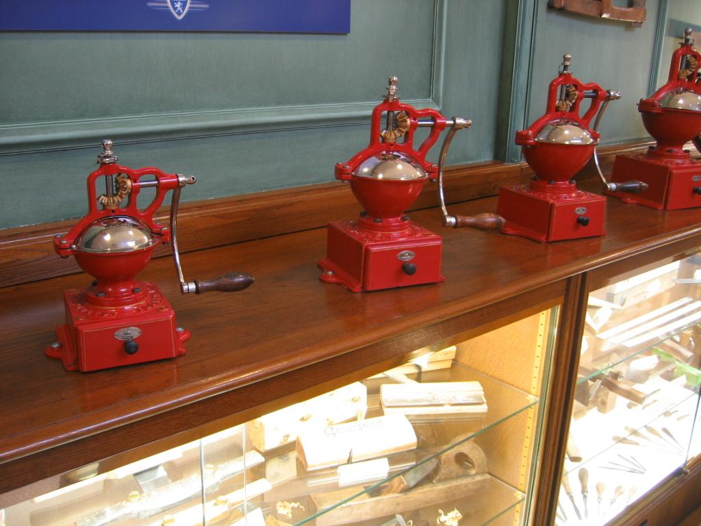 moulin electrique café