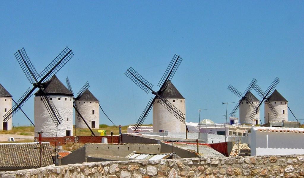 moulin pour les grains