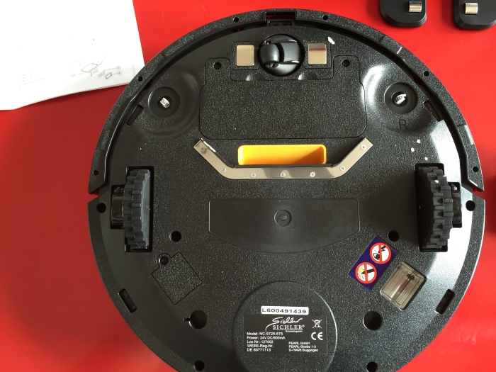 Comment changer la batterie d'un aspirateur-balai ?