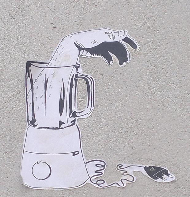bras mixeur
