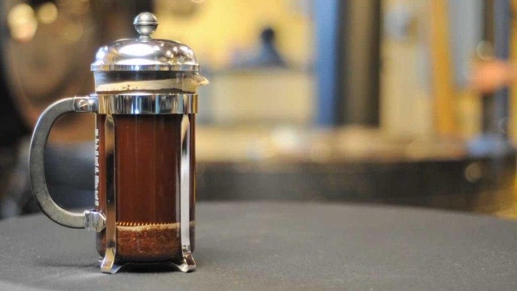 Comment ouvrir une machine a cafe ?