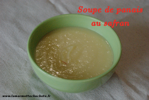 Comment mixer la soupe aux choux ?