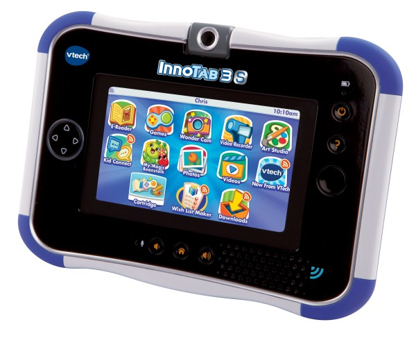 Vtech Innotab 3s Wi-fi Learning Tablet - Yee Wittle