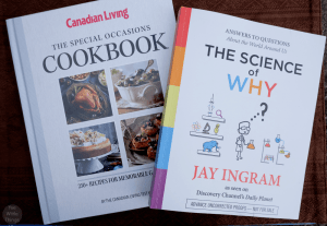 Canadian Living – The Special Occasions Cookbook & The Science of Why?