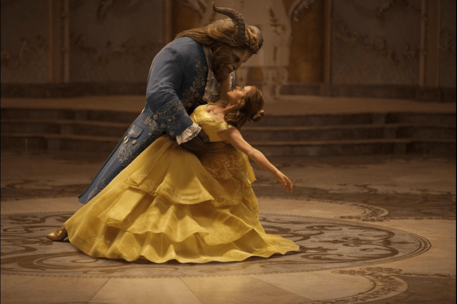 Disney's Beauty and the Beast on Blu-ray
