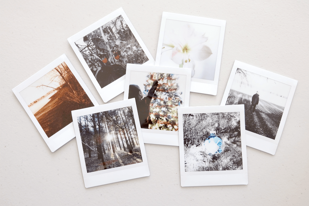 Instant Holiday Snapshots With Fujifilm