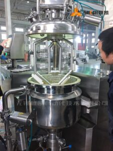 Mayonnaise production equipment