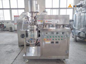 ZJR-10 laboratory vacuum emulsifier