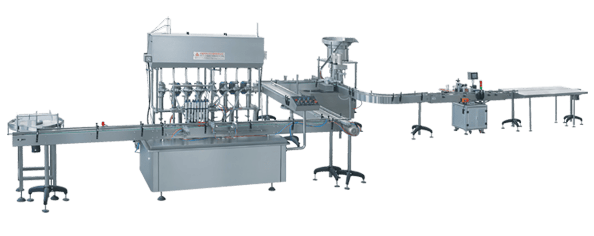 Automatic Filling & Sealing Line 2