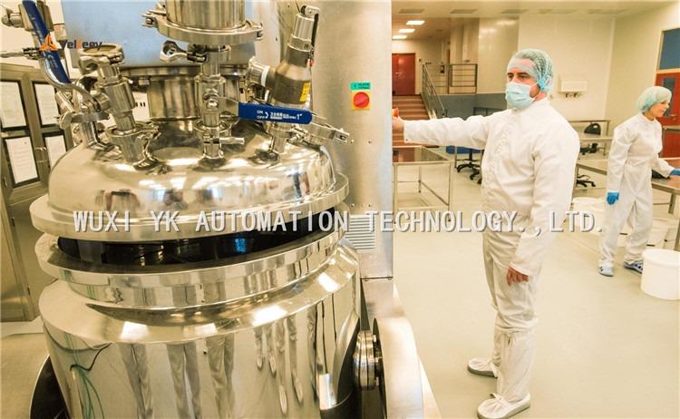 vacuum emulsifying equipment