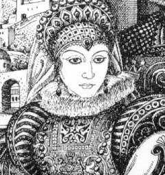 """המזימה """"הציונית -אשכנזית"""" כנגד הדונה גרציה מנדס נשיא """"מלכת האנוסים"""""""