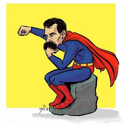 כשניטשה מלמל / סופרמן או היטלר