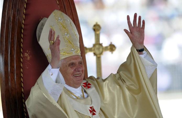 האפיפיור וההאשמה הקולקטיבית של העם היהודי בצליבת ישו