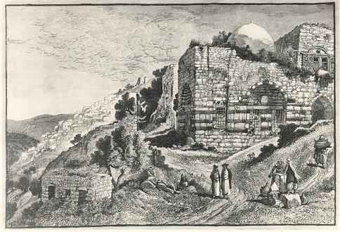 """ציפיות משיחיות בצפת לאחר חורבן """"החצר"""" הירושלמית בשנת 1720"""