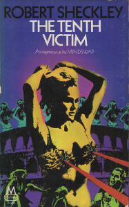 """""""הקורבן השביעי"""" – סיפור קלאסי על ציד אדם בעתיד הקרוב מאת רוברט שקלי"""