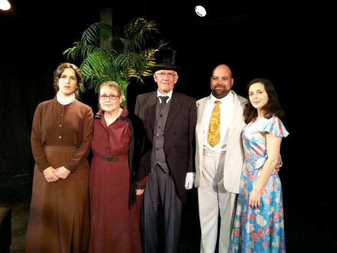 ההצגה אי הבנה בתיאטרון קרוב (צילום: דובי צ'יזיק)