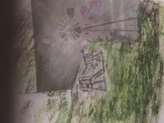 הכרם של טוני, צייר - אבי גולדברג