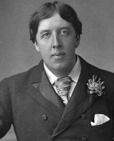 אוסקר ויילד 1889