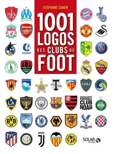 כריכת הספר בצרפתית 1001 logos des clubs de foot