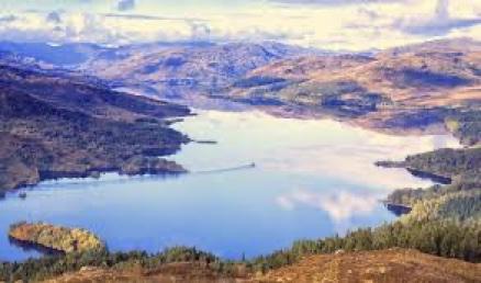 לוך לומונד סקוטלנד מתוך אתר שמורת הטבע