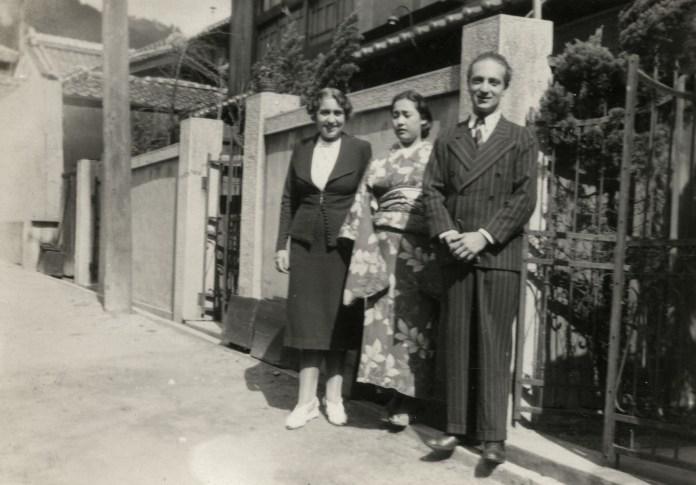פליט יהודי מגרמניה הנאצית ביפן בעת השואה