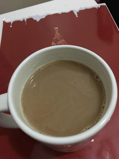 Nescafe White Choco Mocha