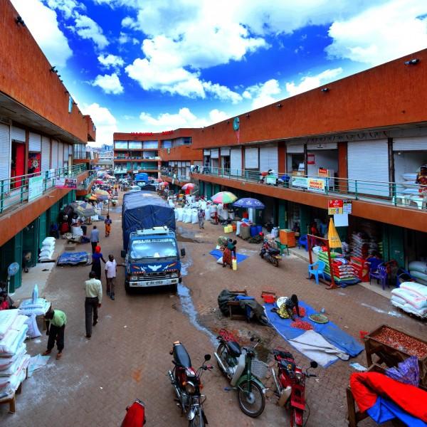 Nakayiza Market, Kisenyi - Haruna Enterprises (U) Ltd