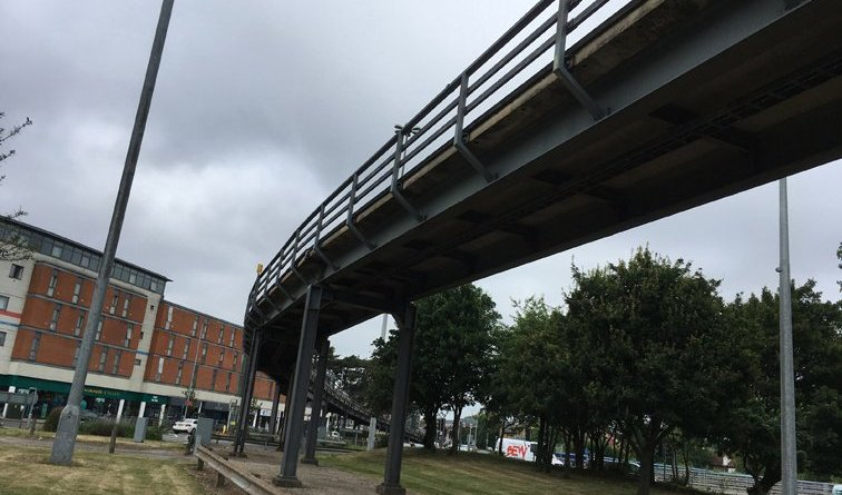 County Council considers new flyover at Chelmsford Army & Navy junction – decision unlikely before 2021