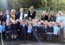 Basildon school opens new £85,000 play area and classroom