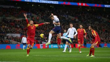 Image result for QUALIFIERS ENGLAND CELEBRATE 1000TH GAME IN STYLE