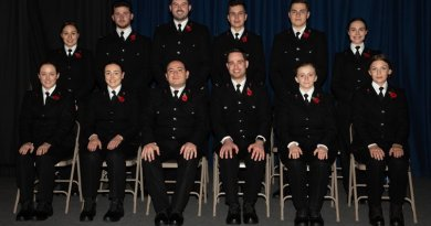 Essex Police signs up a dozen new volunteer officers