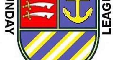 Southend & Basildon Sunday League – Fixtures – Sunday, October 4