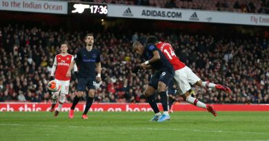 Arsenal v Leicester City – Premier League – Emirates Stadium – Team News