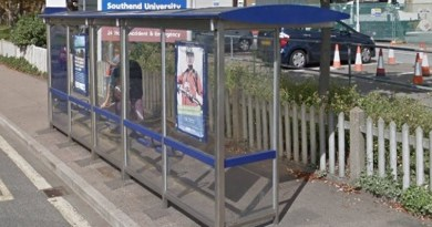 Council's advertising plan for Essex bus shelters