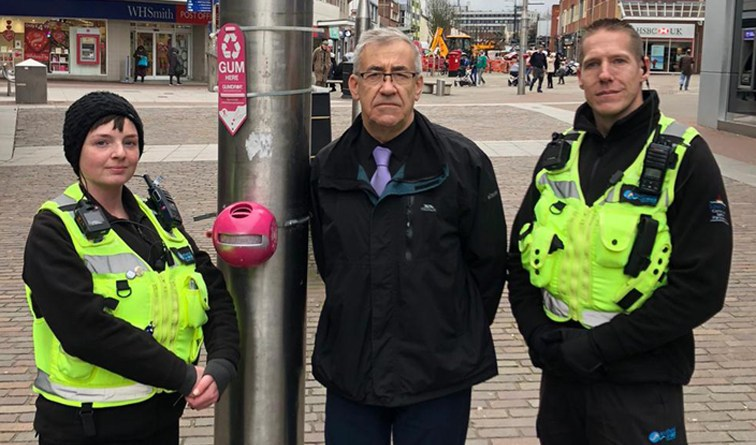 Enforcement officers take to the streets to enforce Southend town centre PSPO