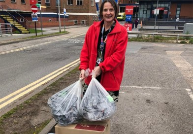 Waltham and Redbridge schools donate PPE to hospitals