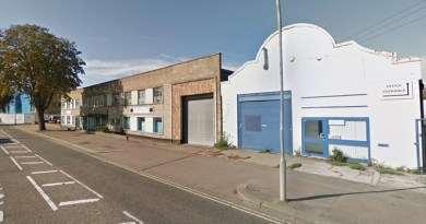 Planning permission refused for blocks of flats in Southend