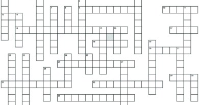 Sunday crossword