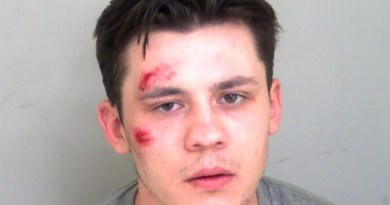 Romford man jailed after burglary and car chase